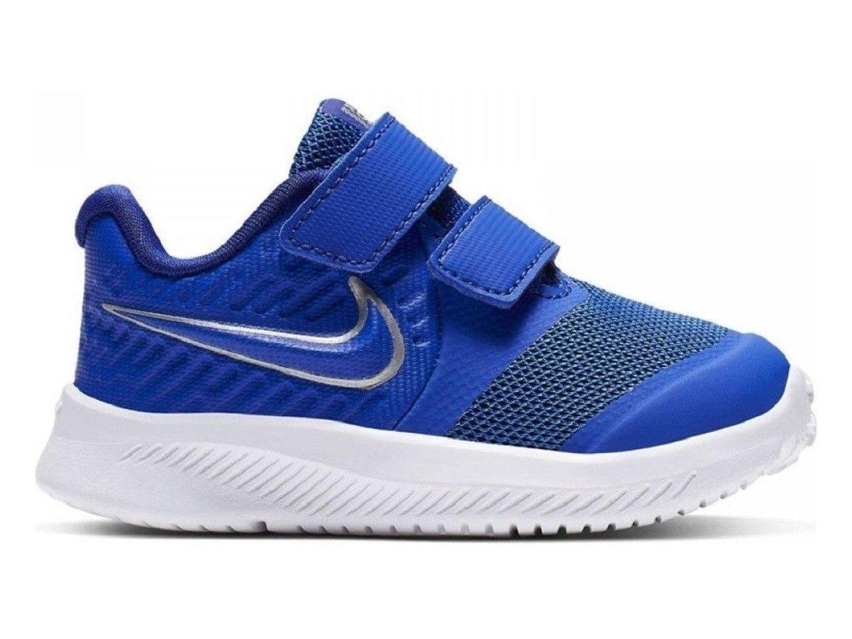 Details zu Nike Star Runner 2 (TDV) Kinder Laufschuhe Sportschuhe Traning AT1803 400