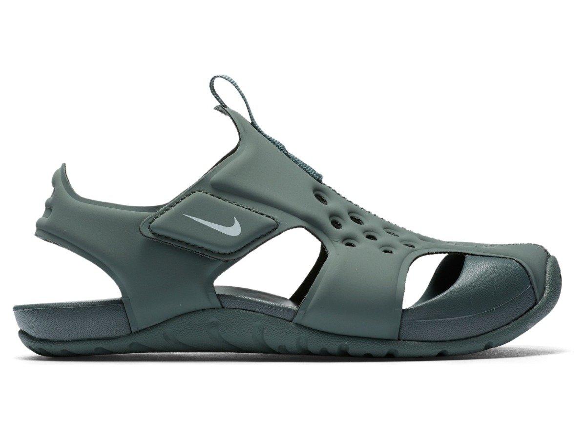 Details zu Nike SUNRAY PROTECT 2 (PS) Kinder Sandalen Klettverschluss 943826 300