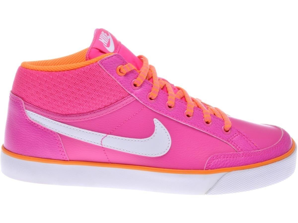 Details zu Nike Damen Schuhe CAPRI High Top Mid Turnschuhe Sneaker Lifestyle 580411 601