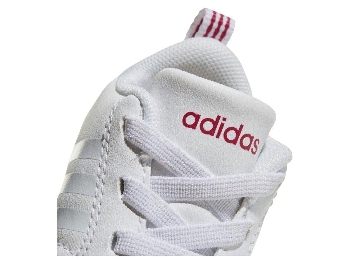 adidas Vs Advantage Crib Kinder Sneaker Turnschuhe Sportschuhe AW4091
